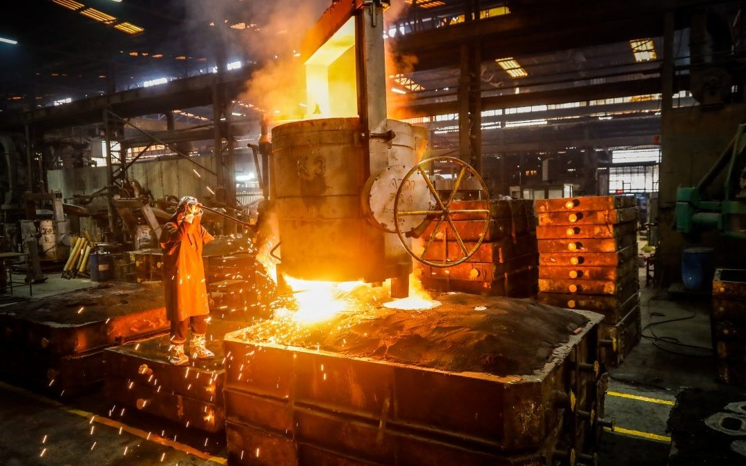 The importance of a professional casting process design for sand casting